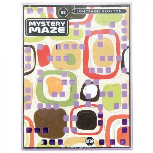 "Mystery Maze ""Fenster"""