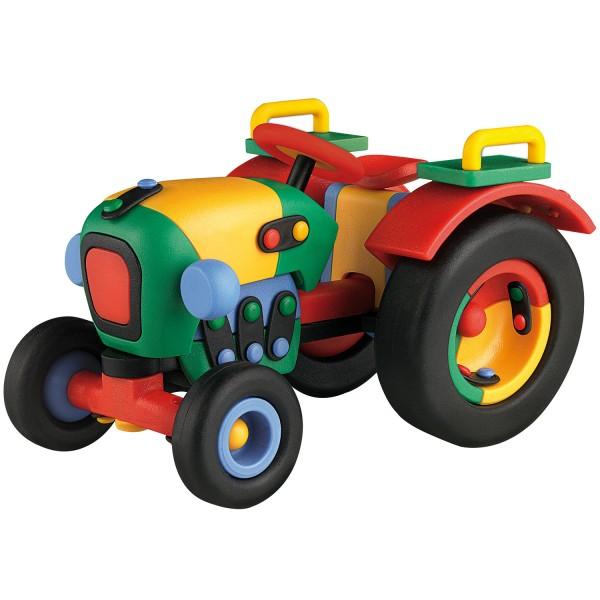 mic o mic: Traktor