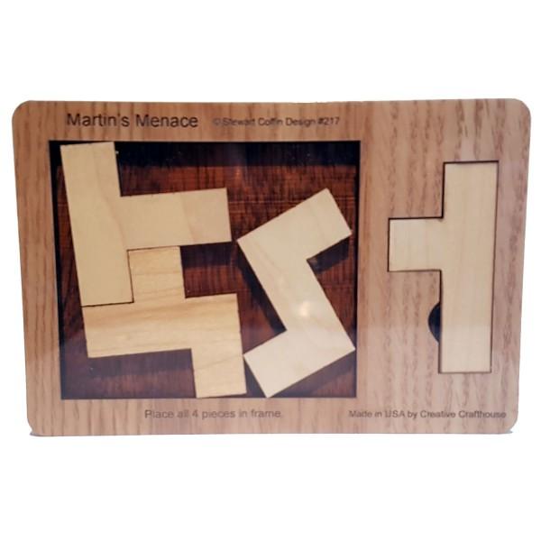 Martin's Menace Puzzle