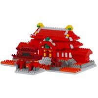 Nanoblock: Shuri Castle
