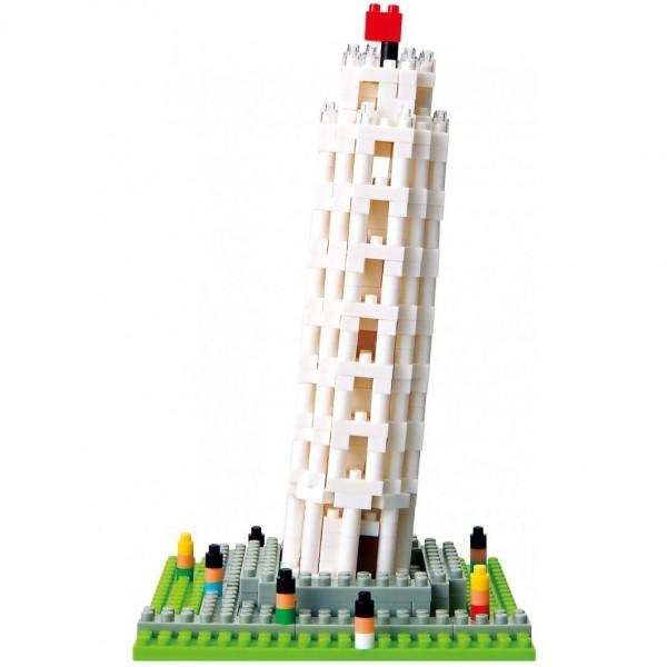 Nanoblock: Schiefer Turm von Pisa