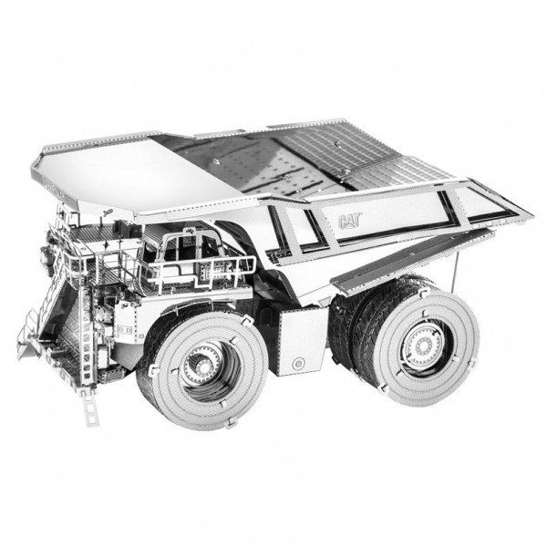 Metal Earth: CAT Mining Truck
