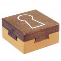 Dovetail Puzzle Box