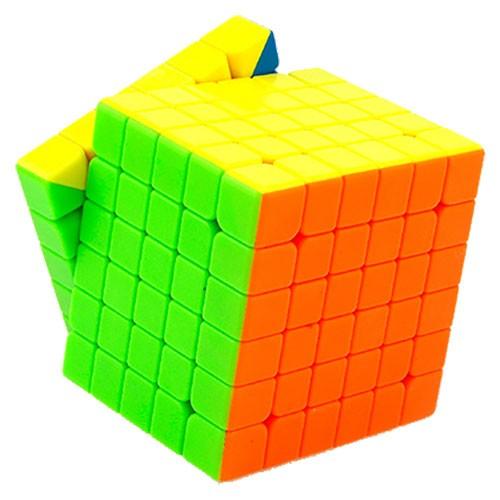 MoYu WeiShi GTS 6x6x6 Stickerless Speed Cube