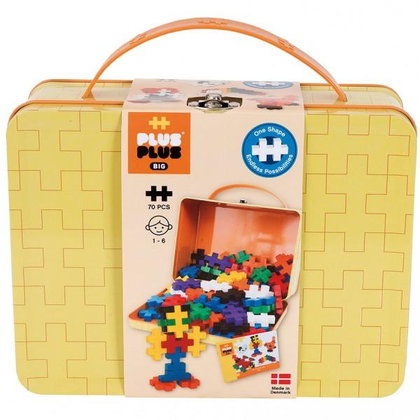 Plus-Plus Big Box Basic: 70 Bausteine