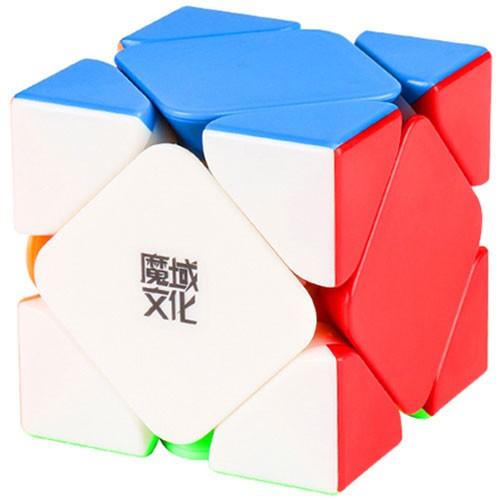 MoYu Aoyan M Skewb Magnetic Stickerless Speed Cube