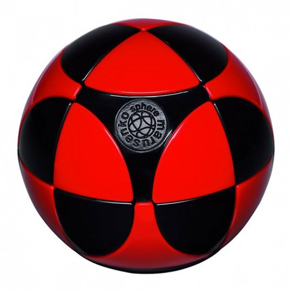 Sphere Ball schwarz/rot (Level 1)