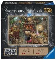 Exit Puzzle: Hexenküche (759 Teile)
