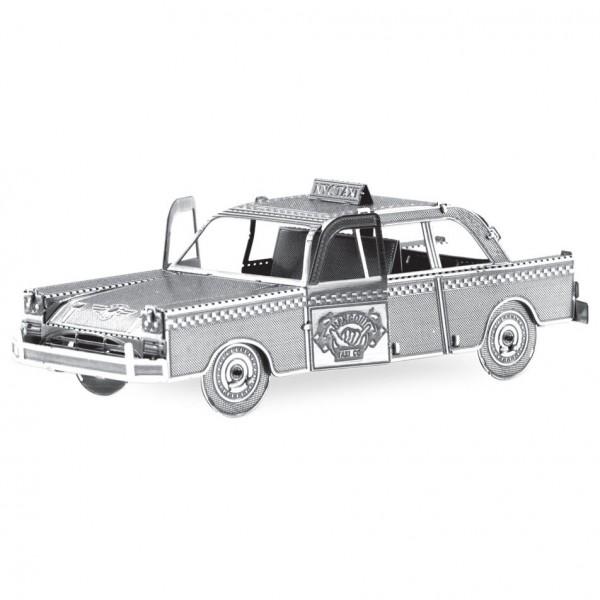 Metal Earth: Checker Cab