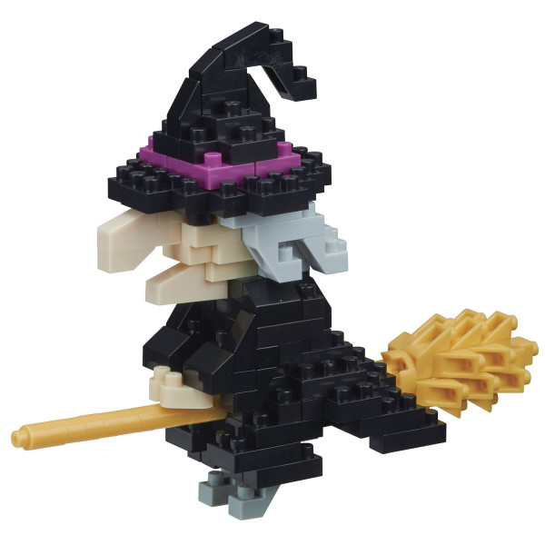 Nanoblock: Witch (Hexe)