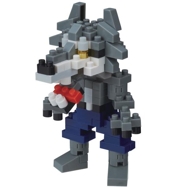 Nanoblock: Werwolf