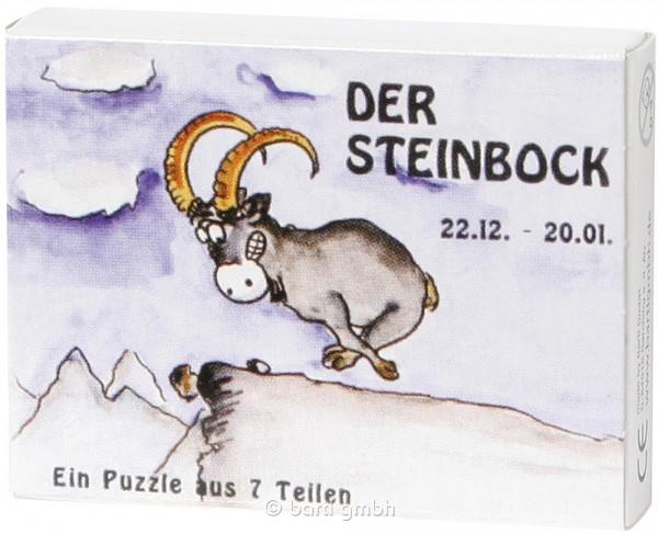 Mini-Steinbock-Puzzle