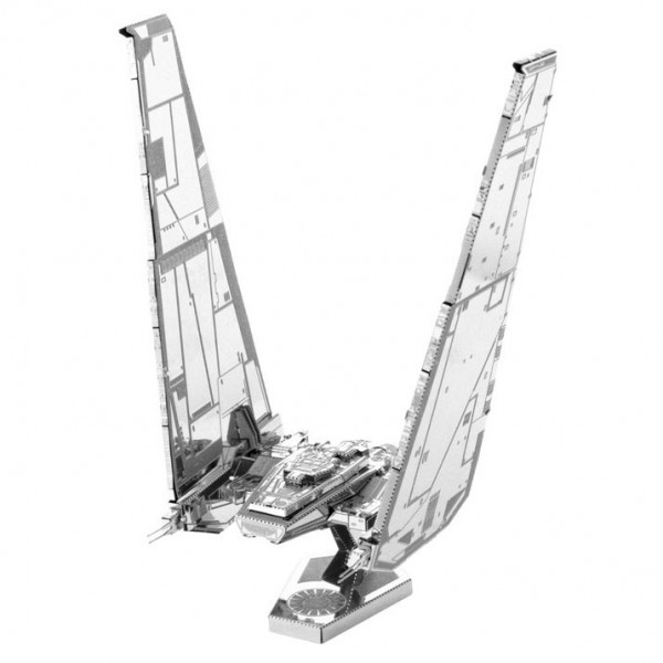Metal Earth: STAR WARS Kylo Rens Command Shuttle
