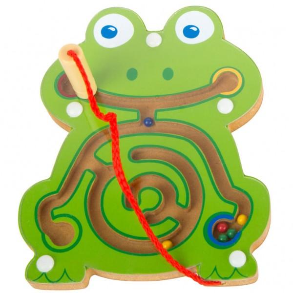 Magnetisches Labyrinth Frosch