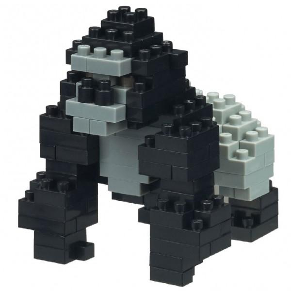 Nanoblock: Gorilla
