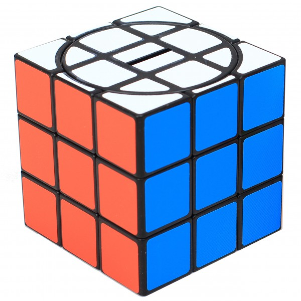 Z-Cube Spardose Magic Cube