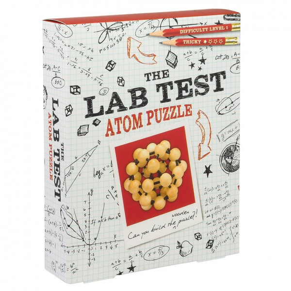 "The Lab Test ""The Atom"""