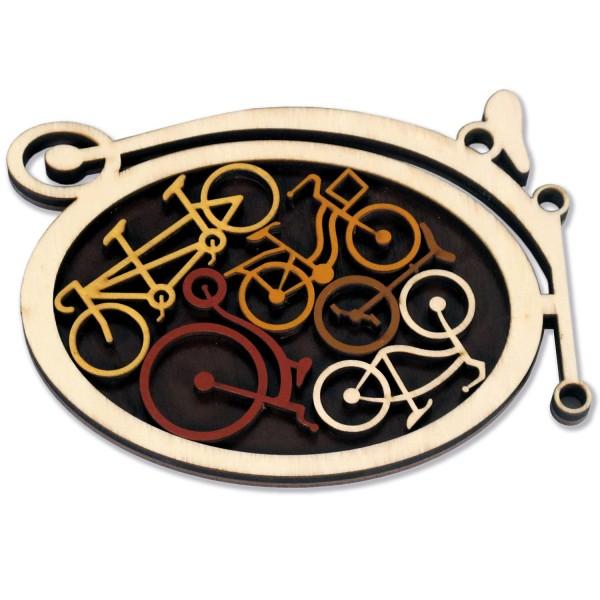 Fahrradpuzzle