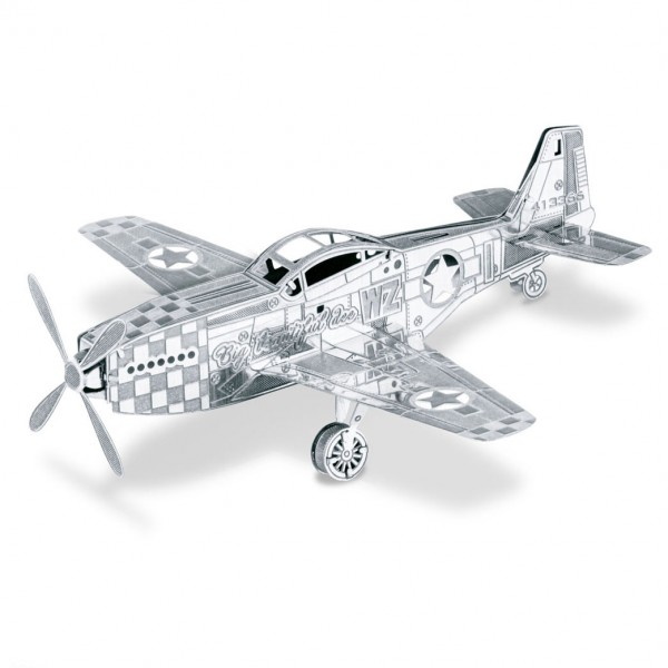 Metal Earth: Mustang P-51