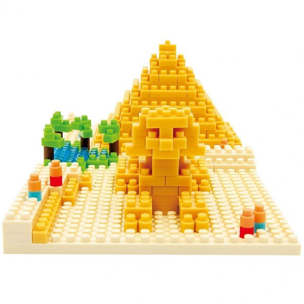 Nanoblock: Great Pyramid of Giza