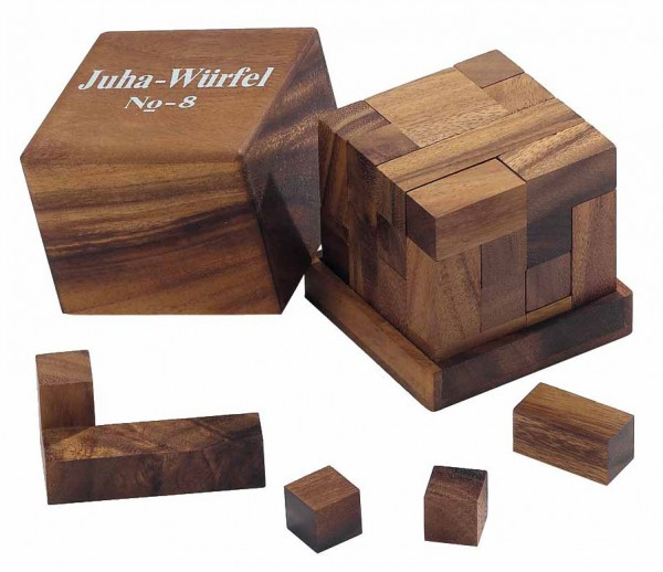 Juha-Würfel 8