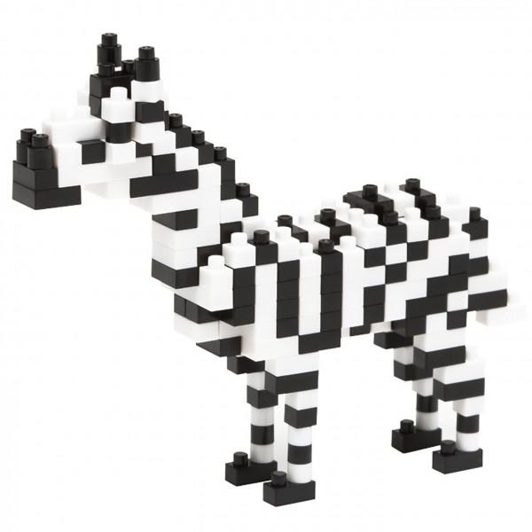 Nanoblock: Zebra