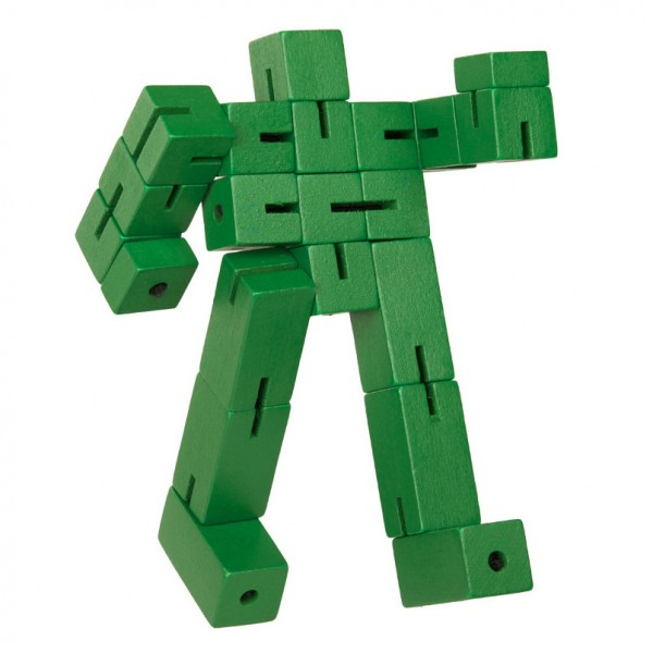 Puzzleman Grün