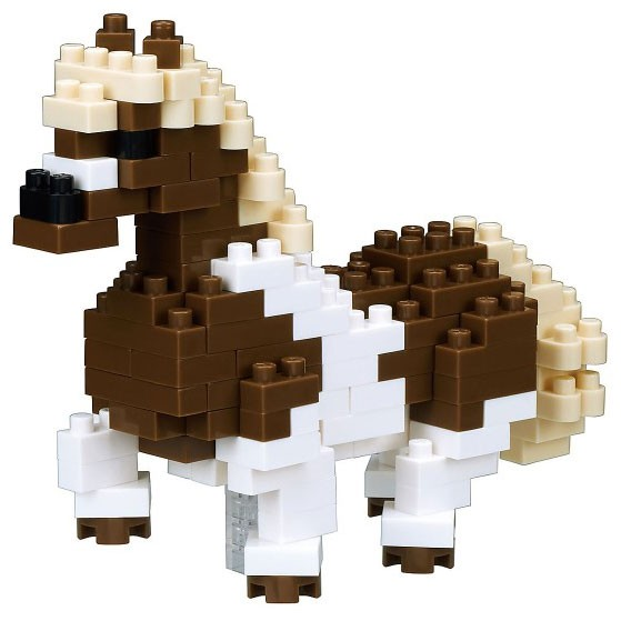 Nanoblock: Pony