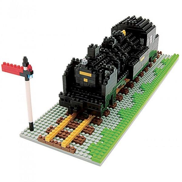 Nanoblock: Steam Locomotive