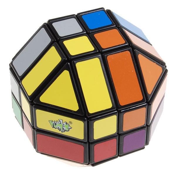 LanLan Cane Ball Magic Cube Black