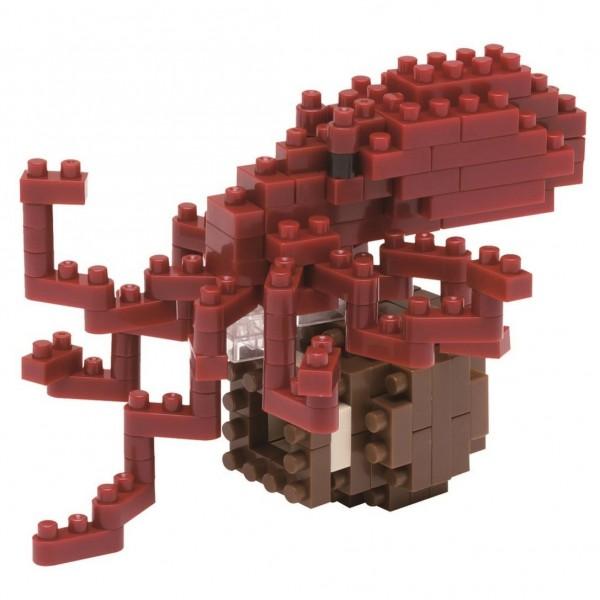 Nanoblock: Common Octopus