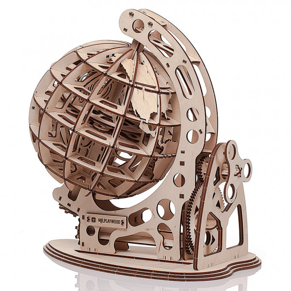 Mr. Playwood: Globe Small