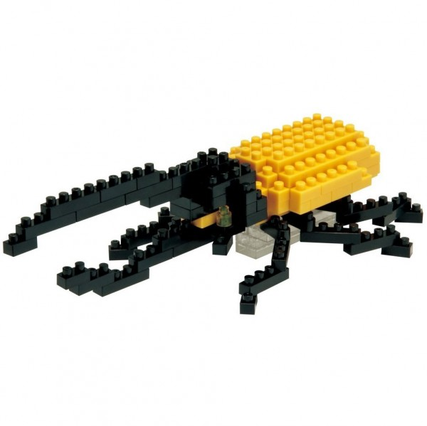 Nanoblock: Hercules Beetle