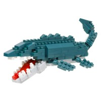 Nanoblock: Mosasaurus