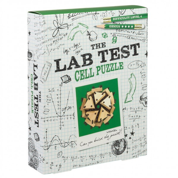 "The Lab Test ""The Cell"""