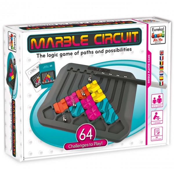 Ah!Ha Marble Circuit