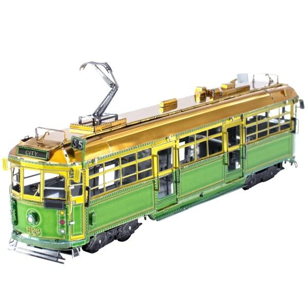 Metal Earth: Melbourne W-class Tram