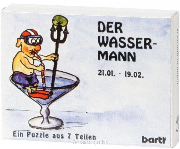 Mini-Wassermann-Puzzle