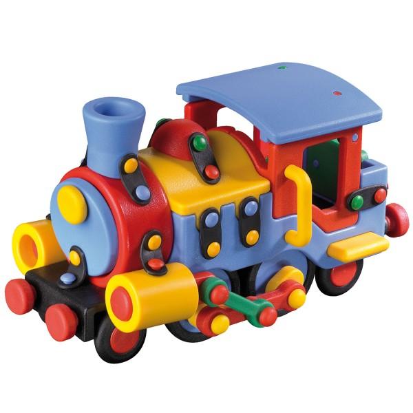 mic o mic: Grosse Lokomotive