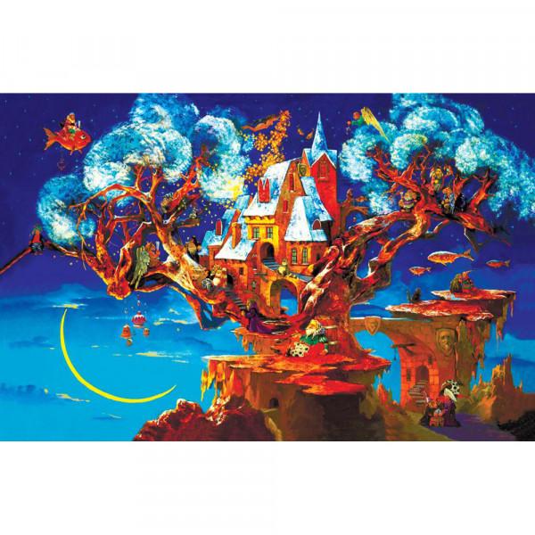 DaVici Puzzle - Der Wunschbaum
