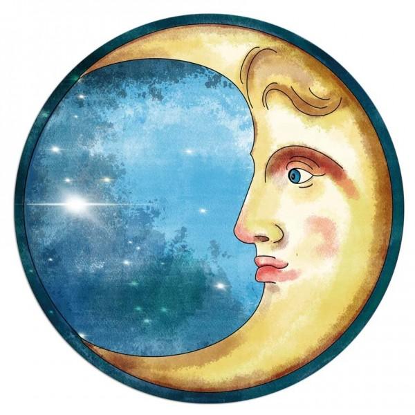 """Puzzle Picoli """"Mond"""""""