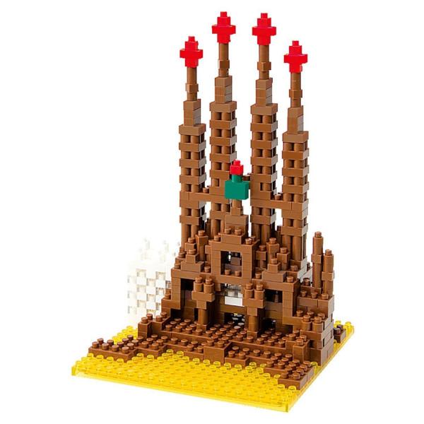 Nanoblock: Sagrada Familia