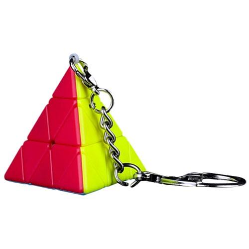 QuYi MoFangGe Pyraminx Schlüsselanhänger