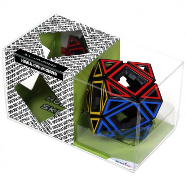 Meffert's Hollow Skewb Cube
