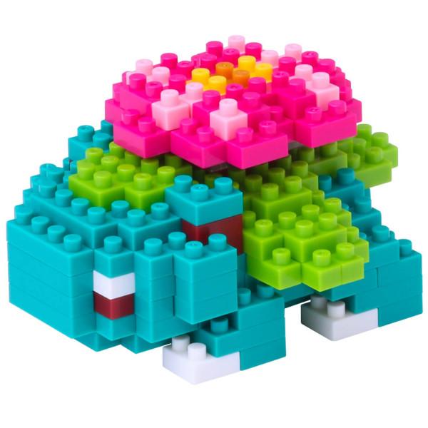Nanoblock: Pokémon Venusaur / Florizarre / Bisaflor