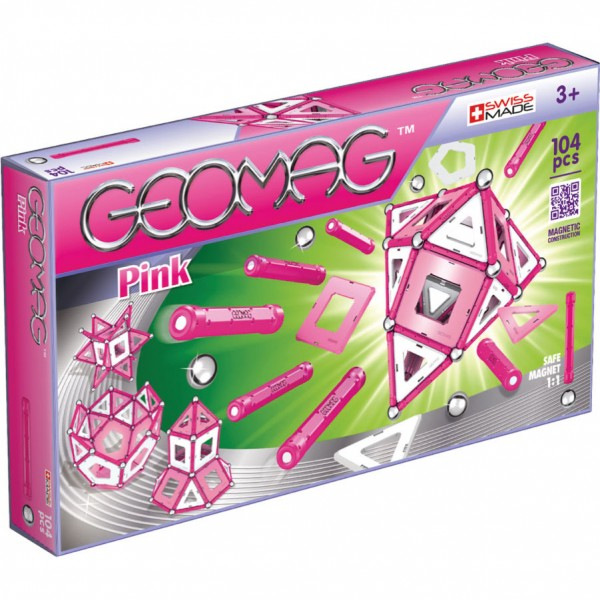 Geomag Classic Pink 104