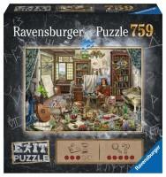 Exit Puzzle: Künstleratelier (759 Teile)