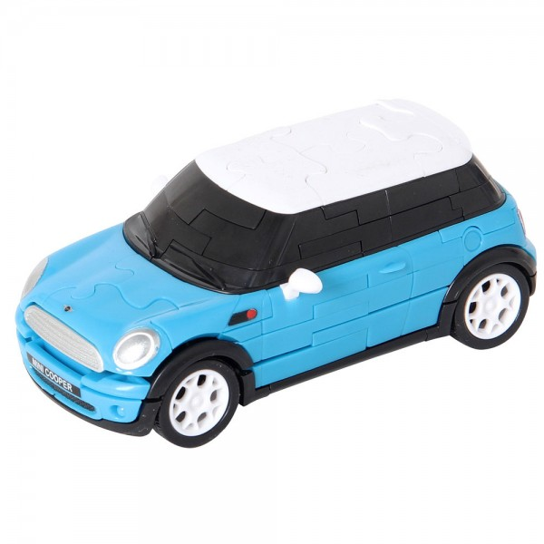 Eureka Mini Cooper blau