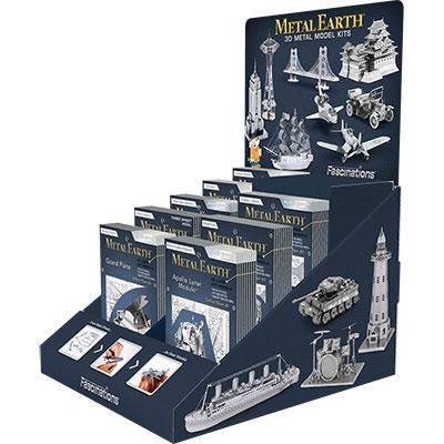 Metal Earth 3D Metal-Modellbausätze