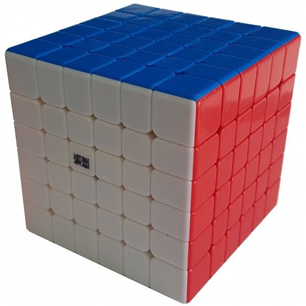 MoYu Aoshi GTS M 6x6x6 Speed Cube stickerless
